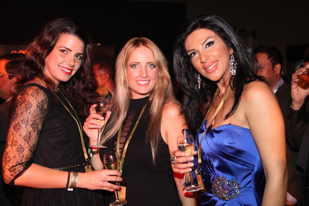 fame lifestyle models for amber lounge abudhabi formula 1